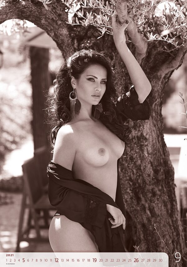 Calendrier pin-up Women Exclusive 2021 Septembre