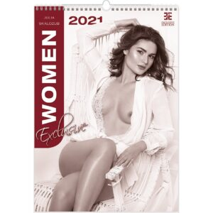 Calendrier pin-up Women Exclusive 2021