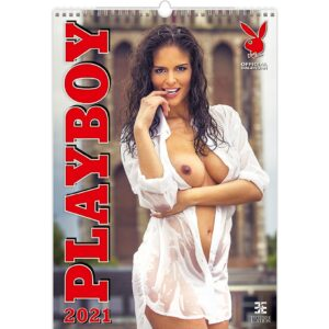 Calendrier pin-up playboy 2021