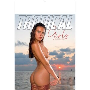 Calendrier pin-up Tropical Girls 2021