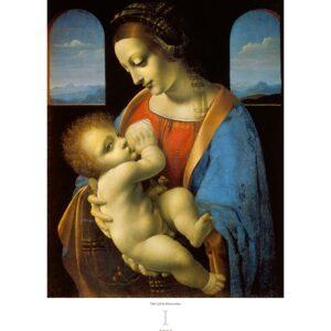 Calendrier Art Leonardo da Vinci 2022 Janvier