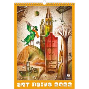 Calendrier Art Naive 2022