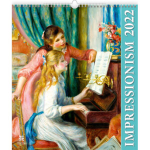 Calendrier Art Impressionism 2022
