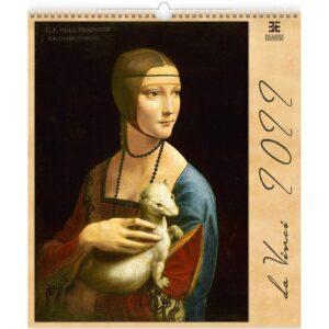 Calendrier Art Leonardo da Vinci 2022