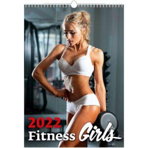 Calendrier mural Fitness Girls 2022