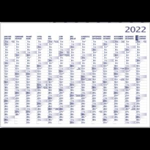 Planning annuel 2022
