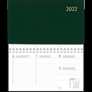 Novoplan spirale 2022 Vert
