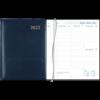 Agenda Business relié 2022 bleu