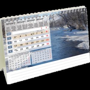 Calendrier de bureau Daydreams 2022 Janvier