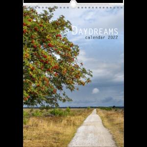 Calendrier mural Daydreams 2022
